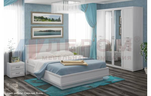 Спальни Карина - Карина - композиция 1 | ЛЕРОМ™