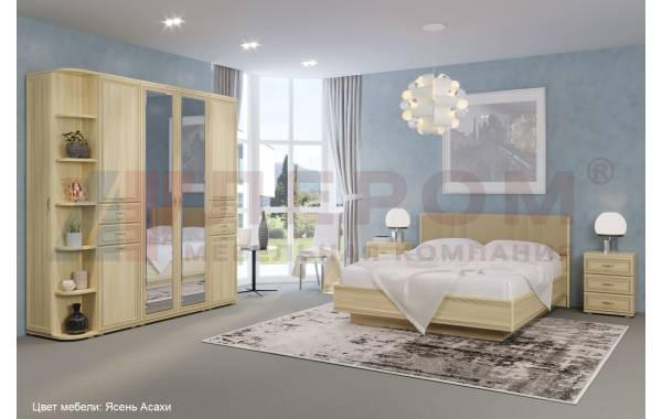 Спальни Карина - Карина - композиция 3 | ЛЕРОМ™