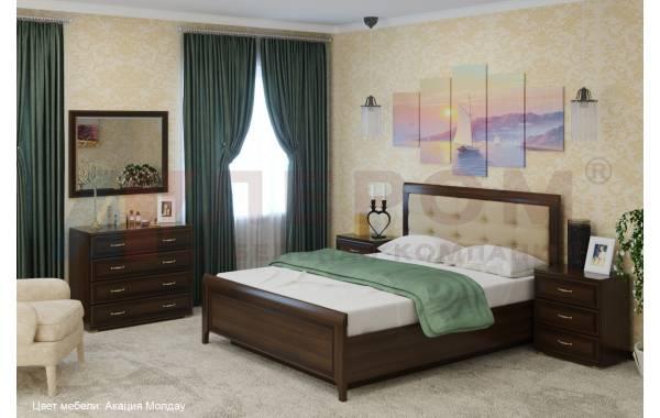 Спальни Карина - Карина - композиция 5 | ЛЕРОМ™