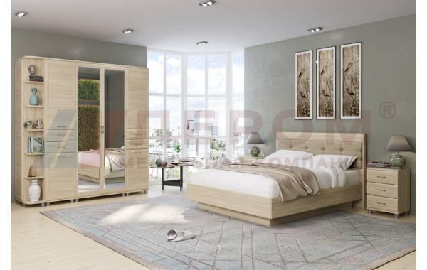Спальни Мелисса - Мелисса 2021-6 | ЛЕРОМ™