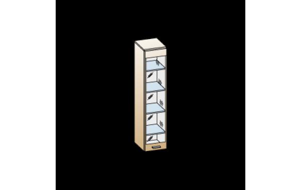 Модули: Гостиные Камелия 2021 - Антресоль АН-2601 | ЛЕРОМ™