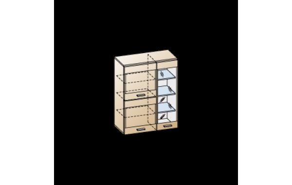 Модули: Гостиные Камелия 2021 - Антресоль АН-2621   ЛЕРОМ™
