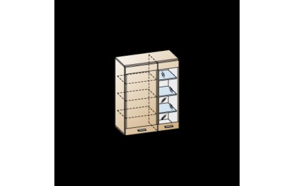 Модули: Гостиные Камелия 2021 - Антресоль АН-2622 | ЛЕРОМ™