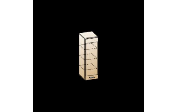 Модули: Гостиные Камелия 2021 - Антресоль АН-2625 | ЛЕРОМ™