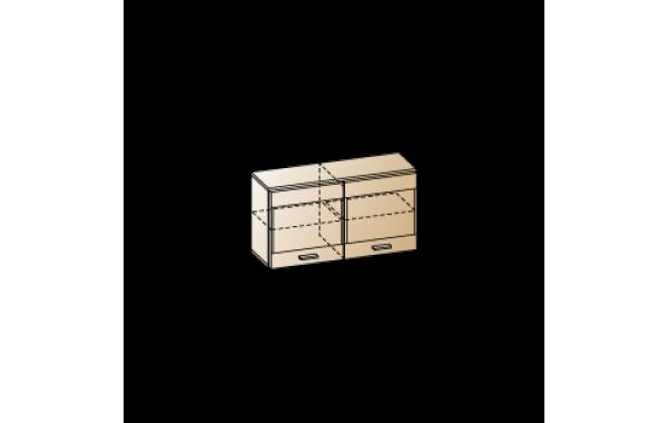 Модули: Гостиные Камелия 2021 - Антресоль АН-2653 | ЛЕРОМ™