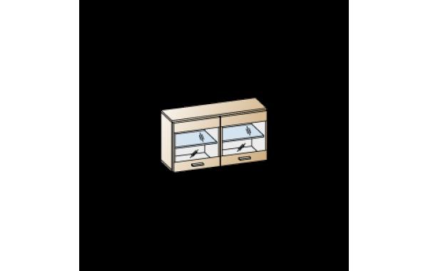 Модули: Гостиные Камелия 2021 - Антресоль АН-2654 | ЛЕРОМ™