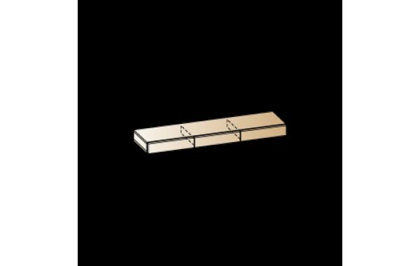 Модули: Гостиные Камелия 2021 - Антресоль АН-2661 | ЛЕРОМ™