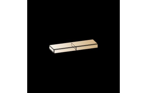 Модули: Гостиные Камелия 2021 - Антресоль АН-2662 | ЛЕРОМ™