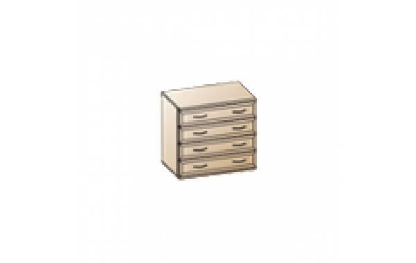 Модули: Спальни Карина - Комод КМ-1001 | ЛЕРОМ™