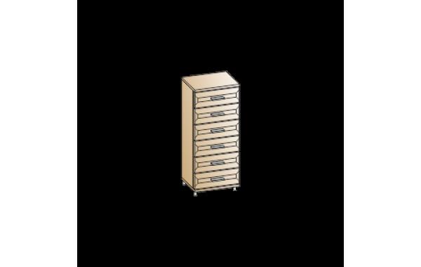 Модули: Спальни Мелисса 2021 - Комод КМ-2805 | ЛЕРОМ™