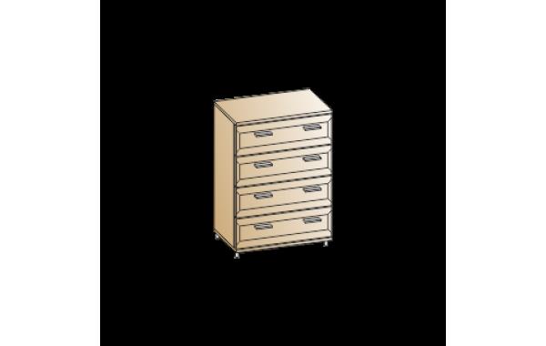 Модули: Спальни Мелисса 2021 - Комод КМ-2811 | ЛЕРОМ™