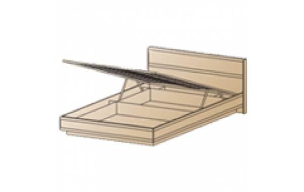 Модули: Спальни Карина - Кровать КР-1002 (1,4х2,0)   ЛЕРОМ™