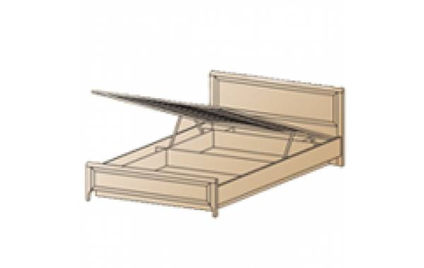 Модули: Спальни Карина - Кровать КР-1023 (1,6х2,0) | ЛЕРОМ™