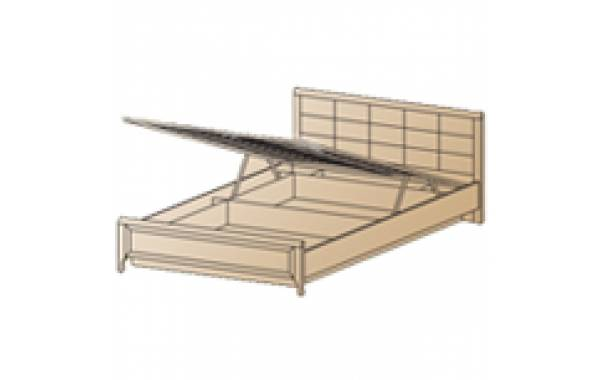 Модули: Спальни Карина - Кровать КР-1031 (1,2х2,0) | ЛЕРОМ™