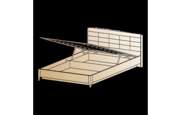 Модули: Спальни Мелисса 2021 - Кровать КР-1072 (1,4х2,0)   ЛЕРОМ™