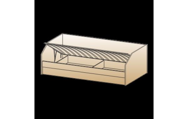 Модули: Детские Карина - Кровать КР-118 (0,9х1,9) | ЛЕРОМ™