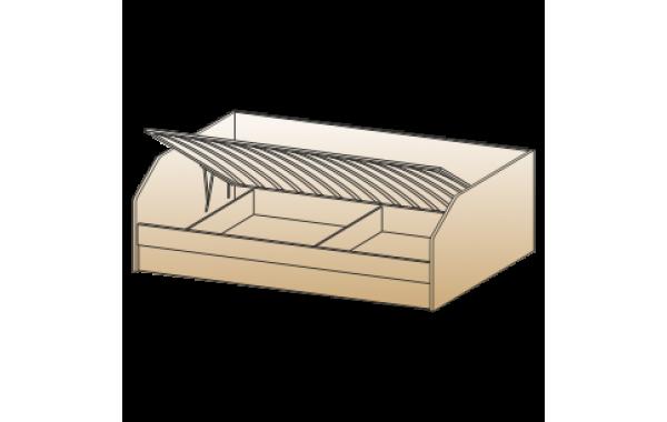 Модули: Детские Карина - Кровать КР-119 (1,2х2,0) | ЛЕРОМ™