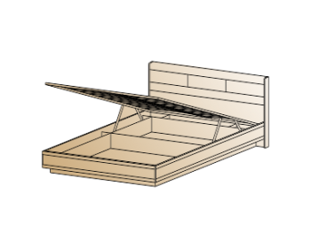 Кровать КР-1802 (1,4х2,0)