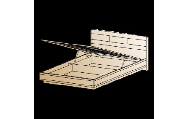Модули: Спальни Мелисса 2021 - Кровать КР-1803 (1,6х2,0) | ЛЕРОМ™