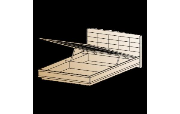 Модули: Спальни Мелисса 2021 - Кровать КР-1851 (1,2х2,0) | ЛЕРОМ™