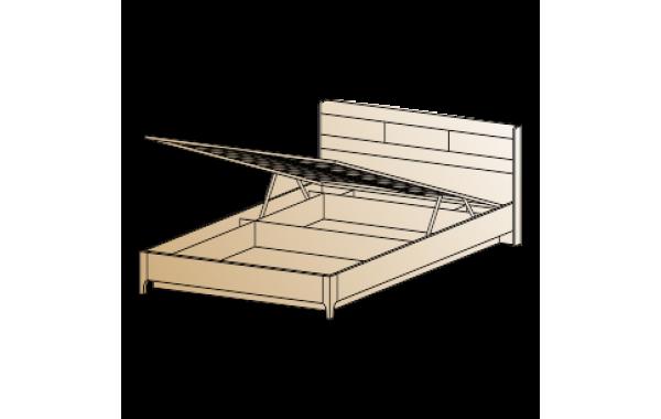 Модули: Спальни Мелисса 2021 - Кровать КР-1864 (1,8х2,0) | ЛЕРОМ™