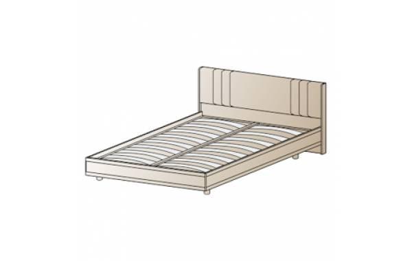Модули: Спальни Карина - Кровать КР-2011 (1,2х2,0) | ЛЕРОМ™