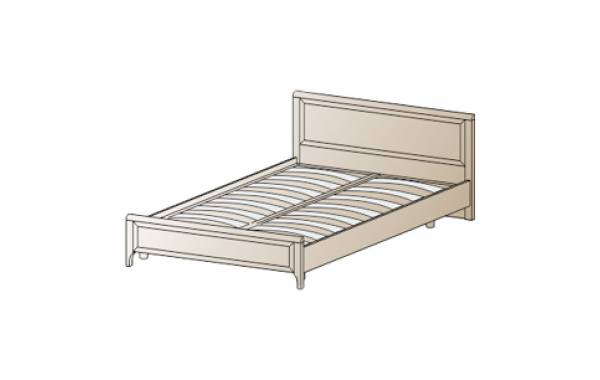 Модули: Спальни Карина - Кровать КР-2024 (1,8х2,0) | ЛЕРОМ™