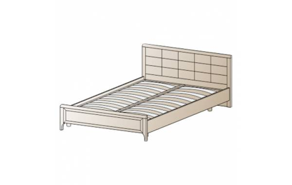 Модули: Спальни Карина - Кровать КР-2032 (1,4х2,0) | ЛЕРОМ™