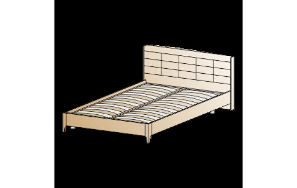 Модули: Спальни Мелисса 2021 - Кровать КР-2073 (1,6х2,0)   ЛЕРОМ™