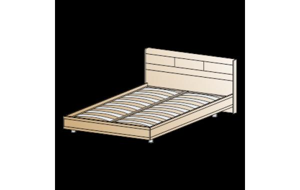 Модули: Спальни Мелисса 2021 - Кровать КР-2804 (1,8х2,0) | ЛЕРОМ™