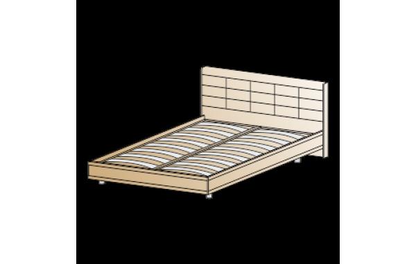 Модули: Спальни Мелисса 2021 - Кровать КР-2853 (1,6х2,0) | ЛЕРОМ™