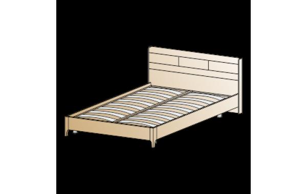 Модули: Спальни Мелисса 2021 - Кровать КР-2863 (1,6х2,0) | ЛЕРОМ™