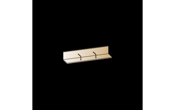 Модули: Гостиные Камелия 2021 - Полка ПЛ-2601 | ЛЕРОМ™