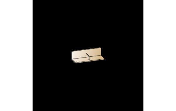 Модули: Гостиные Камелия 2021 - Полка ПЛ-2604 | ЛЕРОМ™
