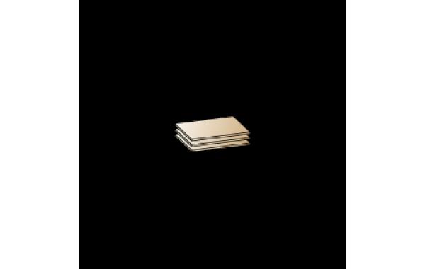 Модули: Гостиные Камелия 2021 - Полки ПЛ-1021 | ЛЕРОМ™