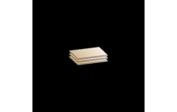 Модули: Спальни Мелисса 2021 - Полки ПЛ-1021 | ЛЕРОМ™