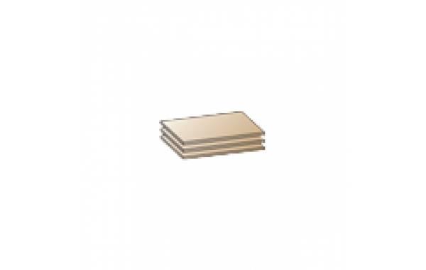 Модули: Спальни Карина - Полки ПЛ-1021 | ЛЕРОМ™