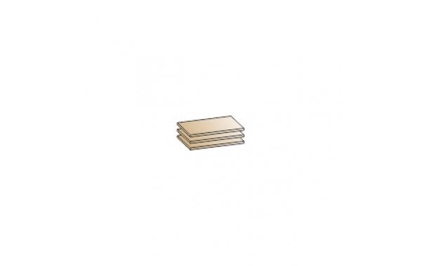 Модули: Прихожие Мелисса- 2021 - Полки ПЛ-1025 | ЛЕРОМ™