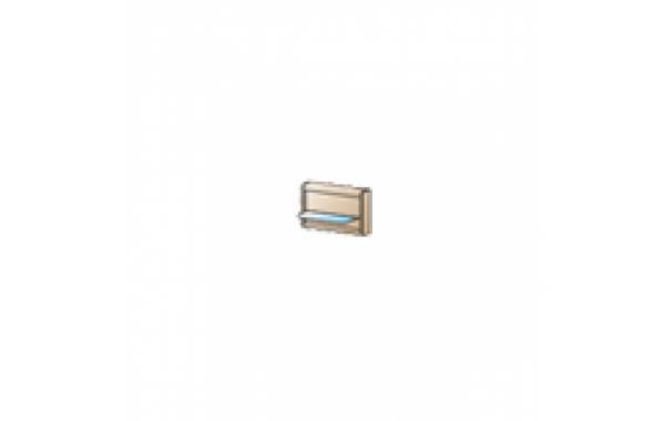 Модули: Спальни Карина - Полки ПЛ-1032 | ЛЕРОМ™
