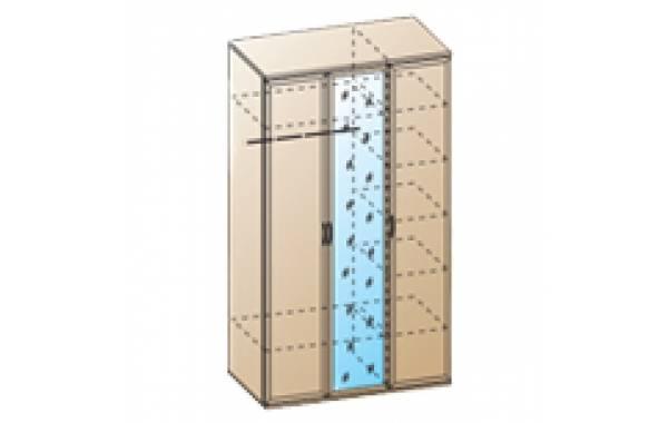Модули: Спальни Карина - Шкаф ШК-1001 | ЛЕРОМ™