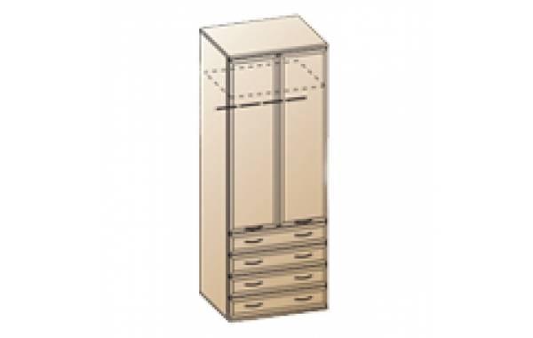 Модули: Спальни Карина - Шкаф ШК-1006   ЛЕРОМ™