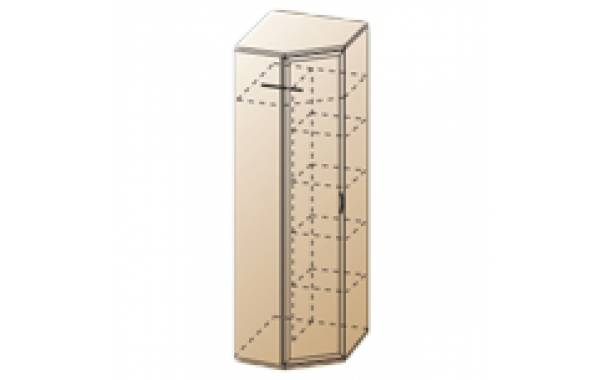 Модули: Гостиные Карина - Шкаф ШК-1013 | ЛЕРОМ™