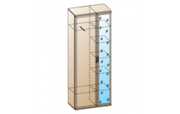 Модули: Гостиные Карина - Шкаф ШК-1032 | ЛЕРОМ™