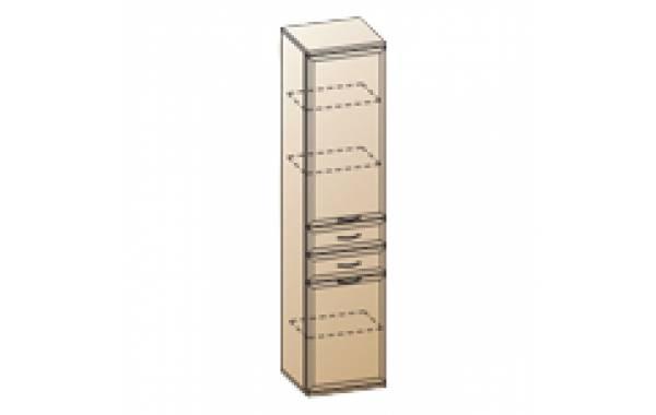 Модули: Гостиные Карина - Шкаф ШК-1045   ЛЕРОМ™