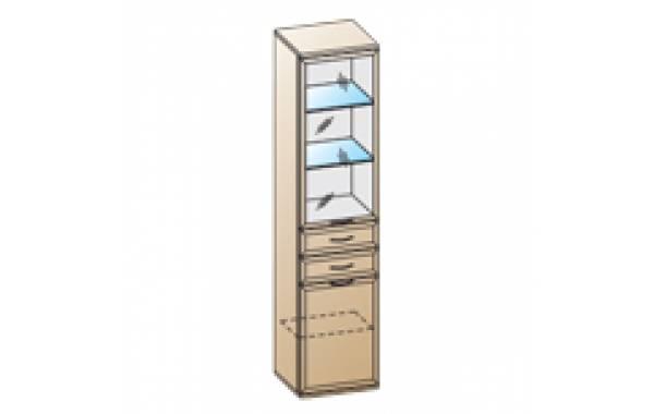 Модули: Гостиные Карина - Шкаф ШК-1047 | ЛЕРОМ™
