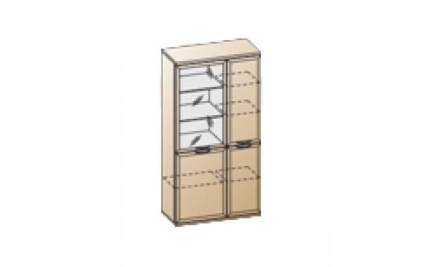 Модули: Гостиные Карина - Шкаф ШК-1071 | ЛЕРОМ™