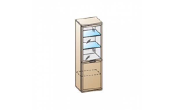 Модули: Гостиные Карина - Шкаф ШК-1074 | ЛЕРОМ™
