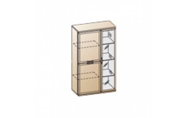 Модули: Гостиные Карина - Шкаф ШК-1081 | ЛЕРОМ™