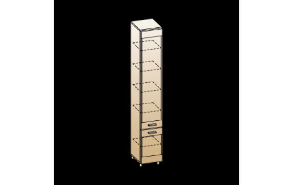 Модули: Гостиные Камелия 2021 - Шкаф ШК-2642 | ЛЕРОМ™