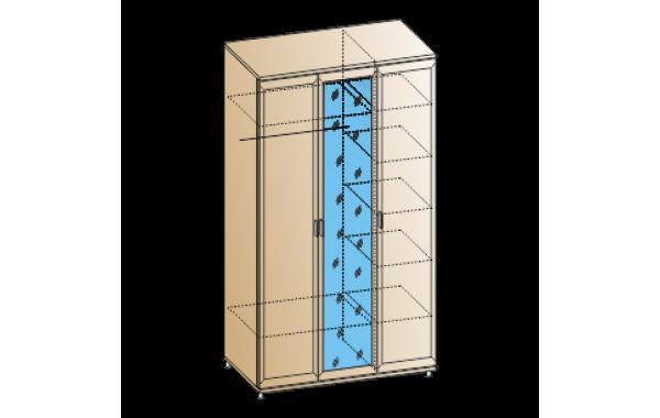 Модули: Спальни Мелисса 2021 - Шкаф ШК-2801 | ЛЕРОМ™